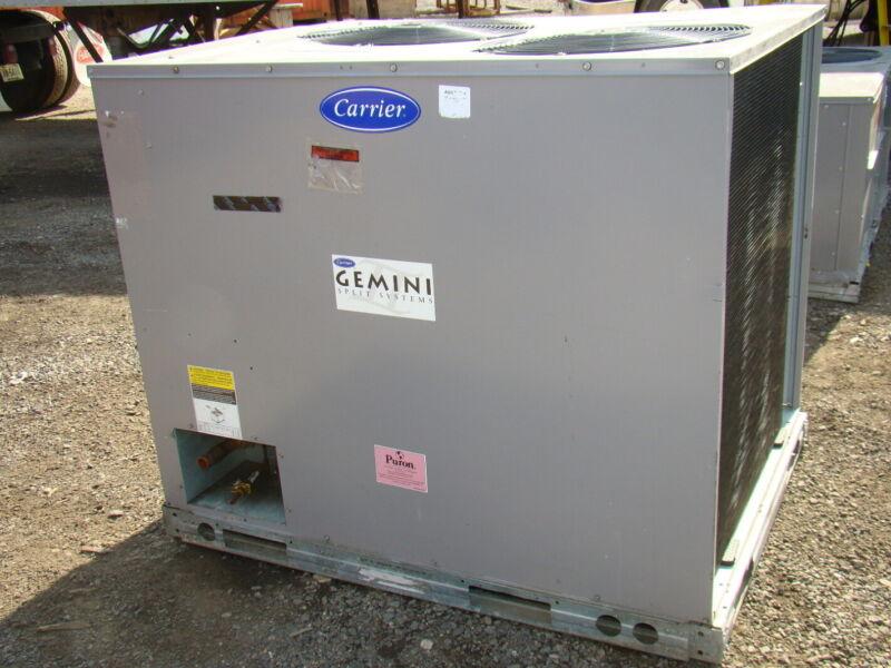 Carrier R-410A Puron Air Conditioning Unit