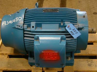 Weg Nema Premium Motor 100hp 230460v 1775rpm 1017808290