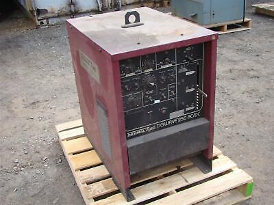 Thermal Arc Tigwave 250 Acdc Tig Welder 1-ph 200230460575v