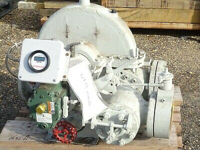 Westinghouse 75hp Steam Turbine E-120