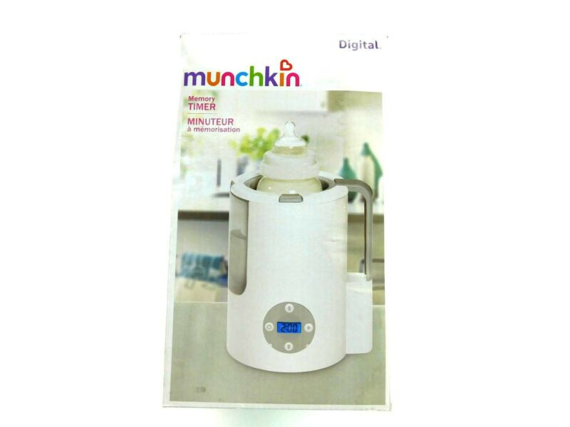 Munchkin Digital Bottle Warmer