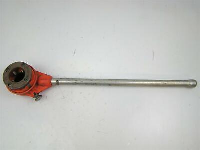 Ridgid 1-12 Pipe 12-r Hand Ratchet Threader D-286