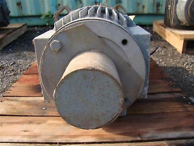 General Electric 3hp Dc Compound Wound Motor 850rpm 240v Cd2110ay