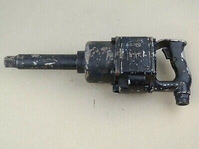 Ingersoll Rand 1 Drive Air Impact Heavy Gun Wrench