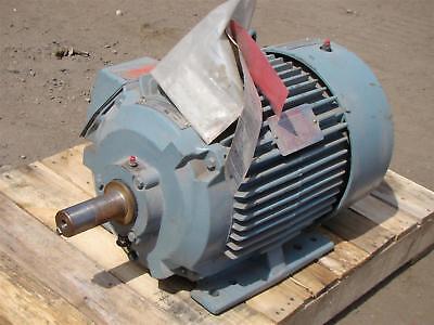 Reliance Electric Ac Motor 15hp 1765 Rpm Frame 254t 460v3ph60hz 02man68