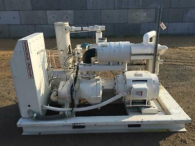 Gardner Denver Rotary Air Compressor Electric Saver Ii 75hp Bbgajlg