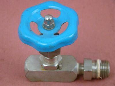 Wm Hydraulic Flow Control Valve 14 Npt 3000 Psi 1.4404-307960