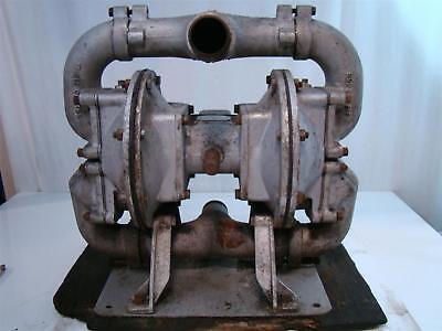The Warren Rupp Sand Piper Double Diaphragm Pump 99432 Dn-3-a Sa2-a