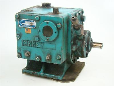 Kinney High Vacuum Pump Kc-8