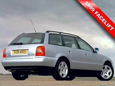 AUDI A4 (B5 2nd Facelift) 1999-2001 Avant  passenger side front door  bare, used for sale  Cardiff