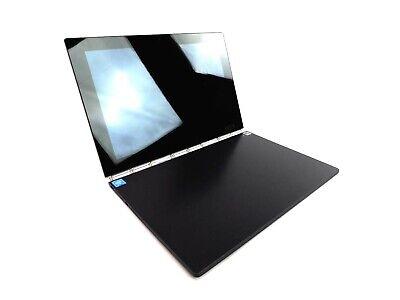 "Lenovo Yoga Book 10.1"" Windows 2 in 1 4gb RAM 128gb SSD Tablet Carbon Black"