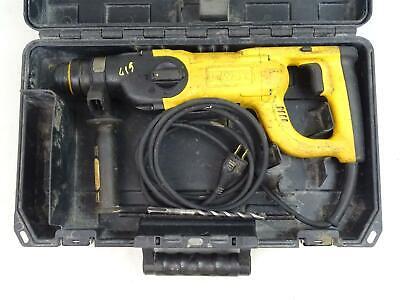 Dewalt Sds Hammer Drill 3 Mode D23213