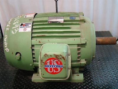 Us Motors 40hp 3ph 230460v 1775rpm F208-50-x12x279r020m