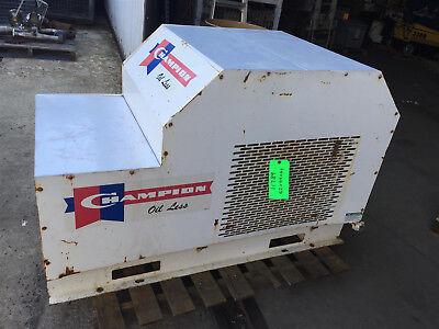 Champion 10 Hp Oil Less Air Compressor 10vst35a 208-230460v 3ph