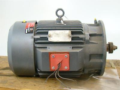 Baldor Reliance 10hp Electric Motor 460v3ph 60hz 7242392a-001-kj T3