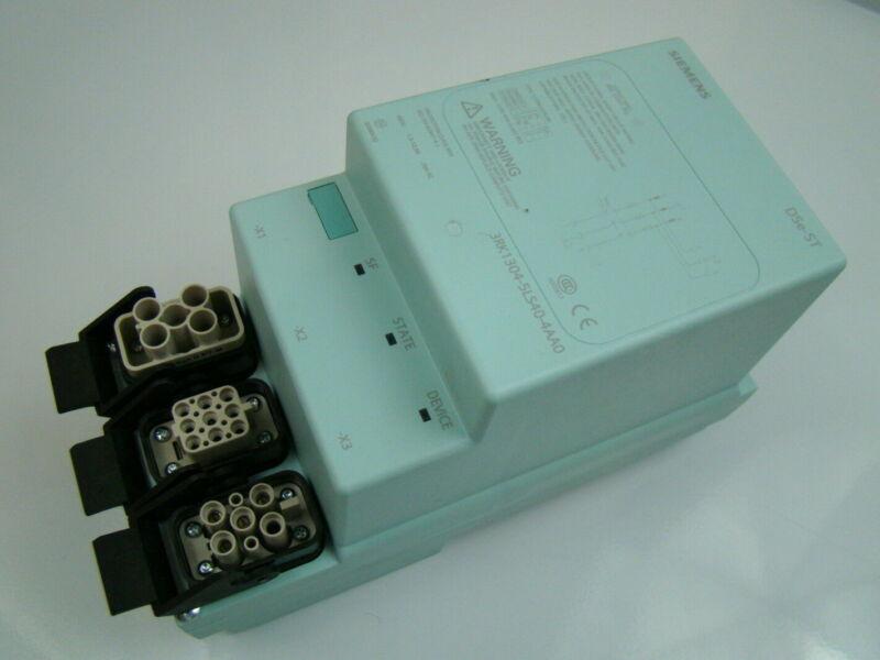 Siemens ET 200pro Motor Starter 3RK1304-5LS40-4AA0