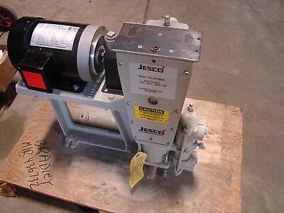 Lutz-jesco 34 Hp 1730 Metering Pump 230460v 1731-62-9829