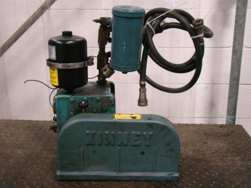 Kinney Vacuum High Vacuum Pump KC-8 85-1214/L5203-10