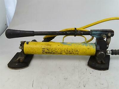 Enerpac Hydraulic Hand Pump 10000 Psi Hand Pump
