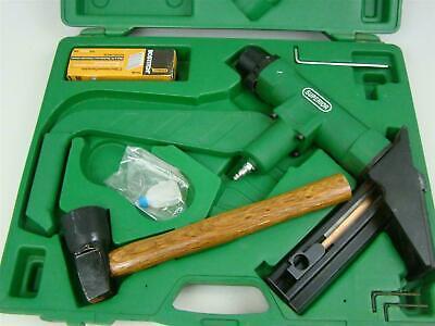 Superior Pneumatic Hardwood Floor Nailer Tool Set Fcn50