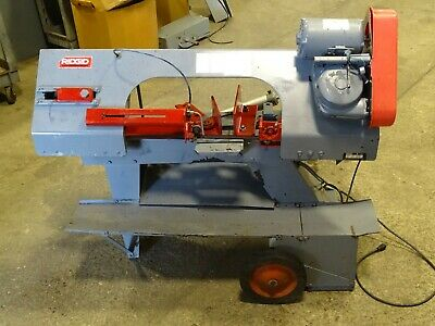 Ridgid Horizontal Band Saw 34hp  973.1723u