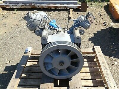 Ingersoll-rand 30t Concentric Ring Valve Air Compressor Pump 71t2