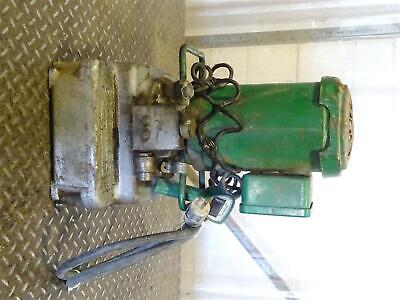 Greenlee Portable Hydraulic Power Pack Portapower 960