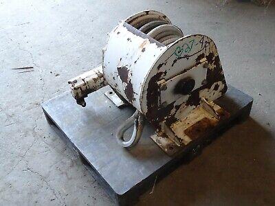 Braden Hydraulic Tugger Planetary Winch