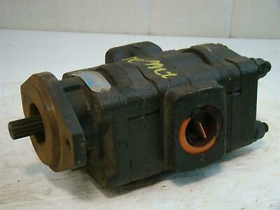 Commercial Intertech Hydraulic Pump N0701-1763 327-9122-003