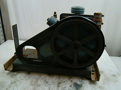 Welch Duo Seal Belt Drive Vacuum Pump 1397
