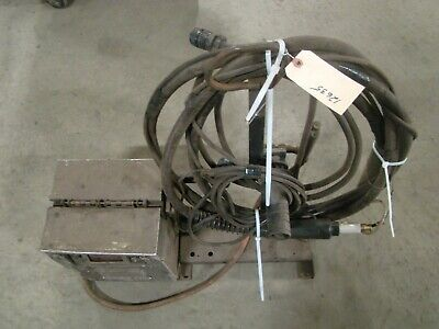 Lincoln Electric Squirt Welder Semiautomatic Wire Feeder Ln-9h