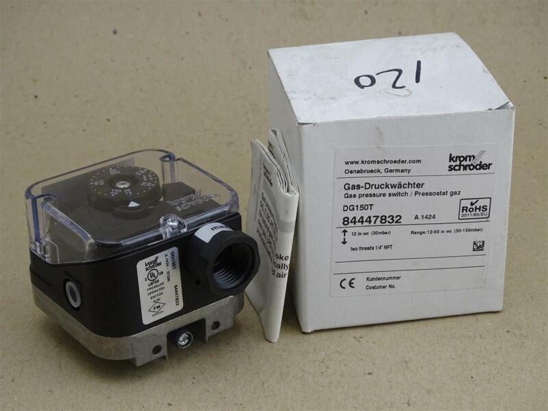 Krom Shroder  Pressure Operated Switch  , DG150T