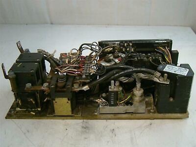 General Electric Scr Control 259a8133p2 Ev-100 104086 Crown Order Picker