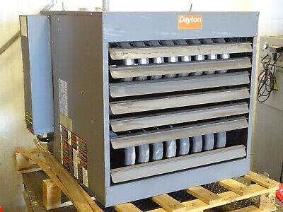 Dayton Natural Gas 200000 Btu Unit Heater 120v 4lx60a