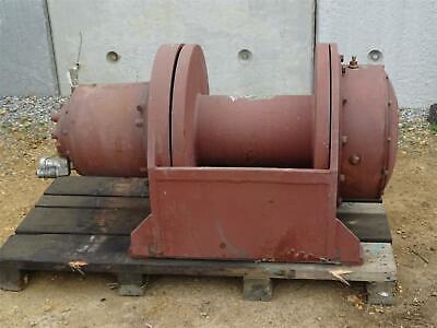 Lantec Industries Hydraulic Planetary Winch Lw Series