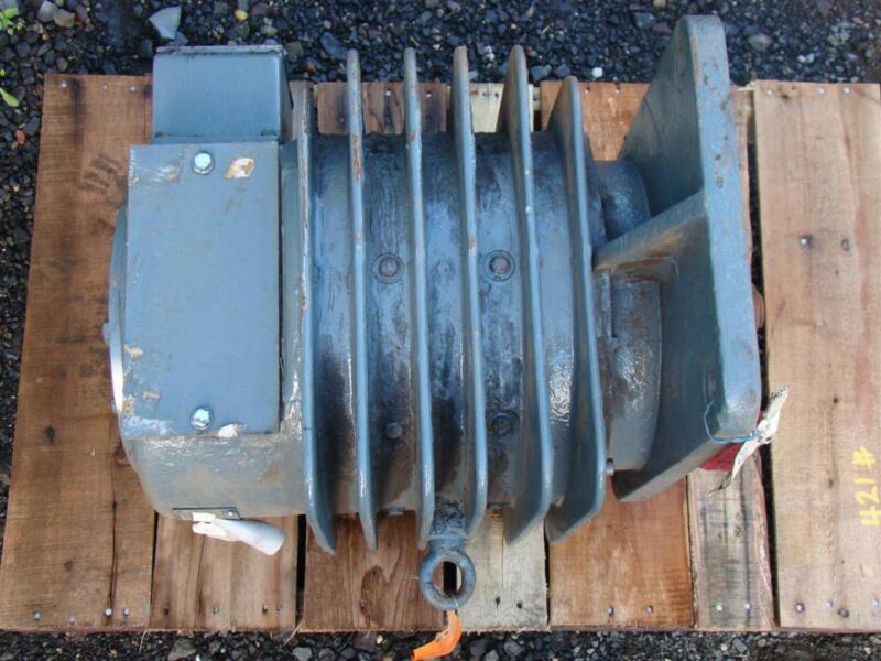 AEG Crop Shear End Shear Pancake Motor 1.2HP 230V GKRg 24/20 67-717175 PMMI0040