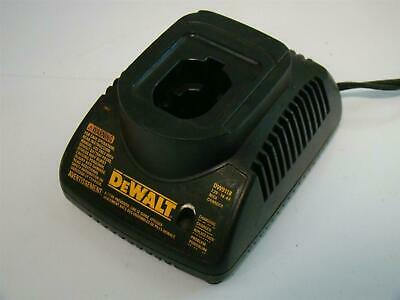 Dewalt 7.2v 14.4v 120vac 1.0amps Battery Charger Dw9118