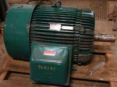 Reliance Electric Duty Master 150hp Motor 1785rpm 165amps P44g0520-2