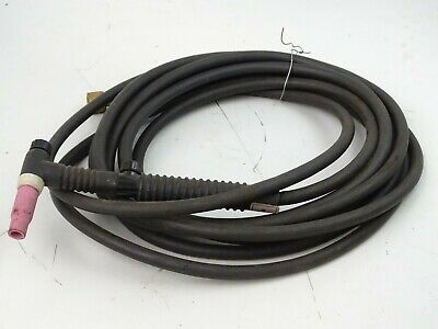 Weldcraft Air-cooled Tig Torch Hose And Valve Np-17f