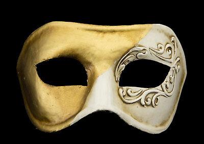 Mask from Venice Colombine Aurora Paper Mache -creation Craft 22358 - V3B