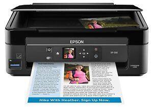 Epson Expression Home XP-330 printer