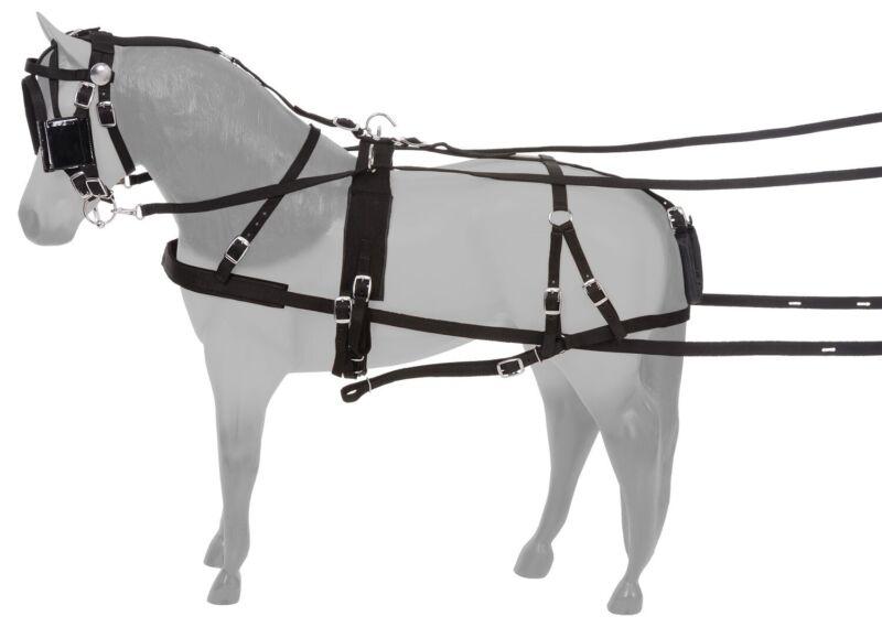 Miniature Horse Nylon Driving Harness - Low Maintenance