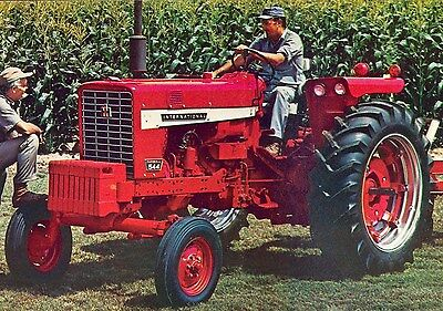 Ih Tractors 544 656 666 686 Diesel Service Manual International Harvester Cd