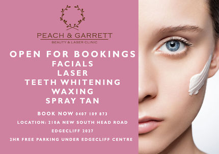 Peach & Garret Beauty and Laser Clinic