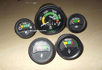 Mf Massey Ferguson Tractor Gauges Kit -20 20d 20e 20f 230231235240245250
