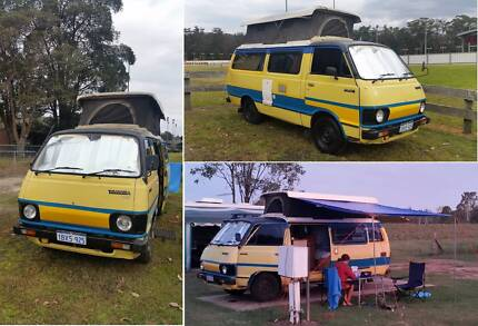 *URGENT* Campervan Toyota Hiace Pop Top Full equiped Bankstown Bankstown Area Preview