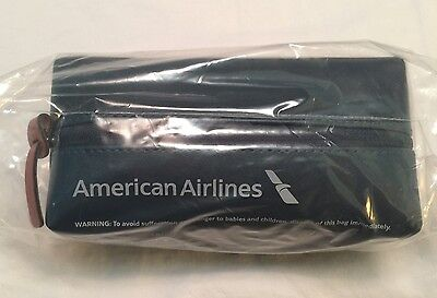 *NEW* 2018 American Airlines International Business Class Amenity Kit COLE HAAN