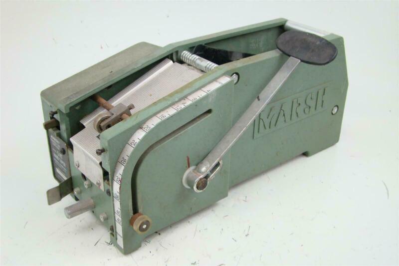 Marsh Gummed Tape Dispenser Hand Taper , 5HT