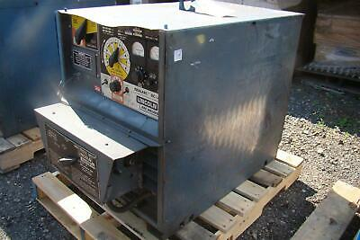 Lincoln Multi Process Dc Cv Welder Idealarc 230460v 3 Phase Dc-400