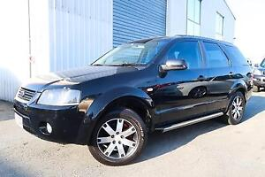 ** 2007 FORD TERRITORY + LPG & PETROL + $0 DEPOSIT FINANCE ** Woodridge Logan Area Preview